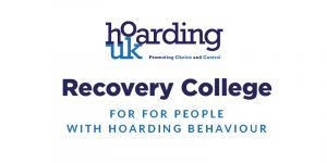 Recovery College for people with hoarding behaviour