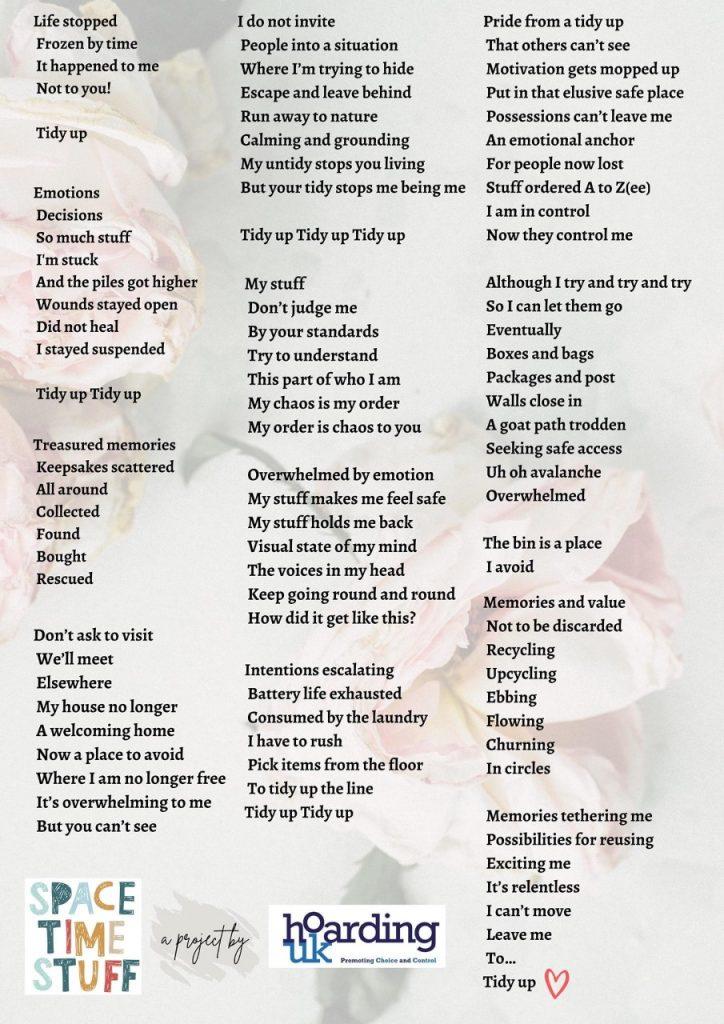 Virgin Pop up Poetry